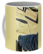Opposite Direction Coffee Mug