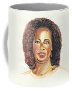 Oprah Winfrey Coffee Mug