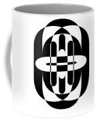 Opt Art 6 Coffee Mug
