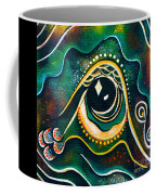 Optimist Spirit Eye Coffee Mug