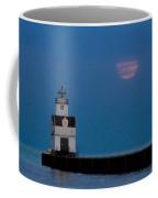 Optimist's Moon Coffee Mug