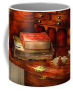 Optometrist - Glasses - The Secretary Coffee Mug
