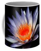 Orange And Blue Lily...   # Coffee Mug