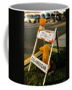 Orange And Ninth Coronado California Coffee Mug