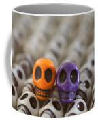 Orange And Purple Coffee Mug