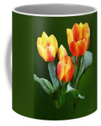 Orange And Yellow Tulips Coffee Mug