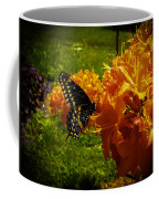 Orange Azalea Coffee Mug