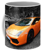 Orange Beauty Coffee Mug