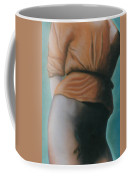 Orange Blouse Coffee Mug