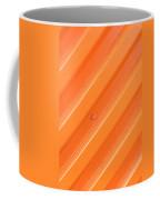 Orange Bolt Coffee Mug