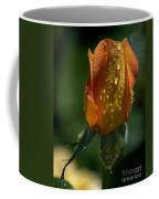 Orange Bud Coffee Mug