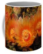 Orange Cactus Coffee Mug