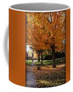Orange Canopy - Davidson College Coffee Mug