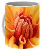 Orange Centre Coffee Mug