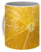 Orange Closeup Coffee Mug