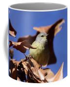 Orange-crowned Warbler - Feather Lite Coffee Mug