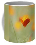 Orange Crush - California Poppy Coffee Mug