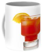 Orange Drink Coffee Mug