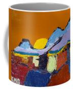 Orange Evening Coffee Mug