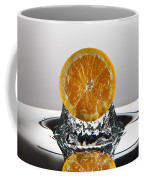 Orange Freshsplash Coffee Mug