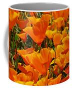 Orange Glimmer Coffee Mug