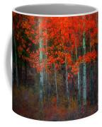 Orange Glory Coffee Mug