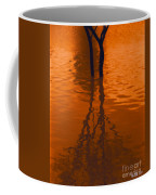 Orange Glow Coffee Mug