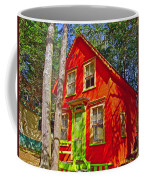 Orange In Asbury Grove In South Hamilton-massachusetts  Coffee Mug