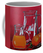 Orange Juggle Coffee Mug
