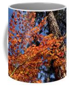 Orange Maple Coffee Mug