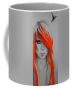 Orange Nectar Coffee Mug