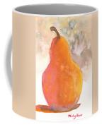 Orange Pear Coffee Mug