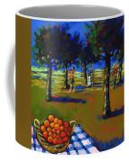 Orange Picking Coffee Mug
