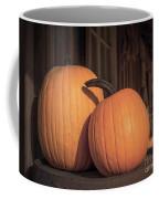 Orange Pumpkins Coffee Mug