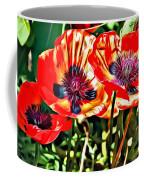 Orange Rhapsody Coffee Mug
