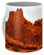 Orange Rock Coffee Mug