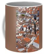 Orange Roofs Coffee Mug