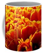 Orange Sea Coffee Mug