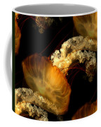 Orange Sea Nettle Coffee Mug