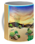 Orange Sky Sunset Coffee Mug
