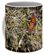 Orange Swallowtail Coffee Mug