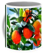 Orange Tree In Springtime  Coffee Mug