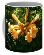 Orange Trumpets Coffee Mug