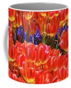 Orange Tulips Coffee Mug