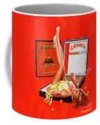 Orange Twist Girl Coffee Mug