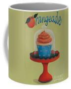Orangeade Cupcake Coffee Mug