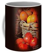 Oranges And Persimmons Coffee Mug