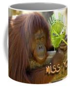 Orangutan Female Coffee Mug
