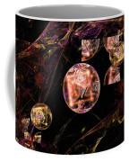 Orbs Of Infinity Coffee Mug