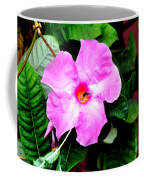 Orchard Colored Mandevilla Coffee Mug